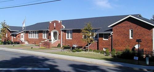 The Historic Cumming Public School